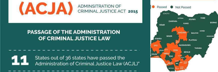The Role of the Administration of Criminal Justice Act in the Speedy Dispensation of Justice in Nigeria