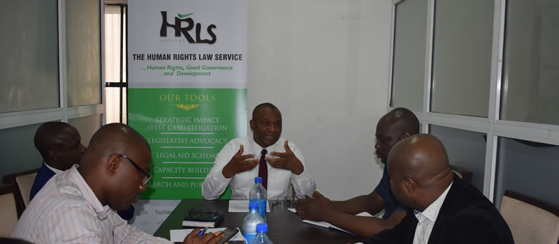 Media Forum on Reinvigorating Non-Custodial Provisions of the Lagos State Administration of Criminal Justice Law 2015