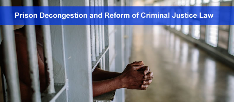 Workshop Report Prison Decongestion and Reform of Criminal Justice Law