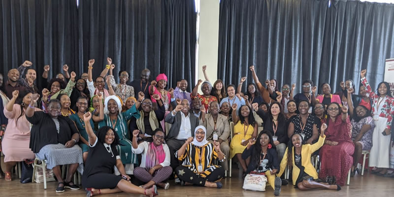 The Solidarity for African Women's Rights (SOAWR) Annual General Meeting